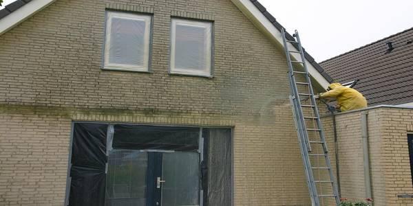 ᐈ Renovatie info Bel etage gevel voor gevel verven of kaleien 🕵️ Offertes Vergelijke