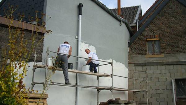 ᐈ Gratis offertes Beton gevel / renovatie gevel ✔️ Voorbeelden & Prijs advies