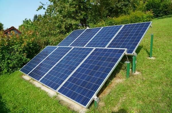 inverter panneau solaire