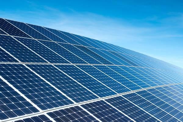 tension sortie panneau solaire