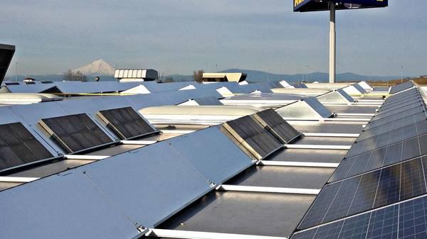 panneau solaire thermique sous vide