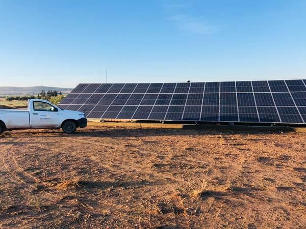 panneau solaire onduleur batterie