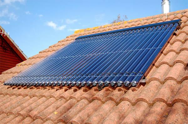 panneau solaire electrique