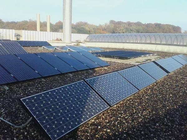 rtbf panneau solaire