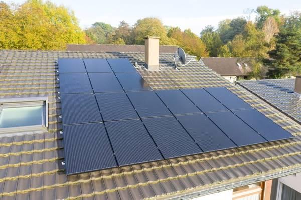 panneau solaire chargeur batterie
