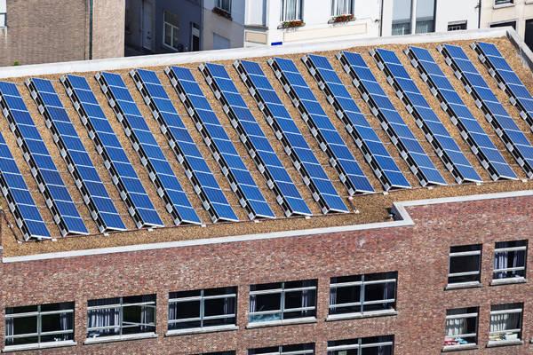 panneau solaire autonome