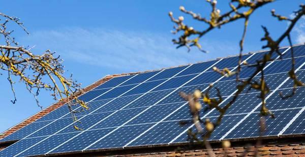 construction panneau solaire