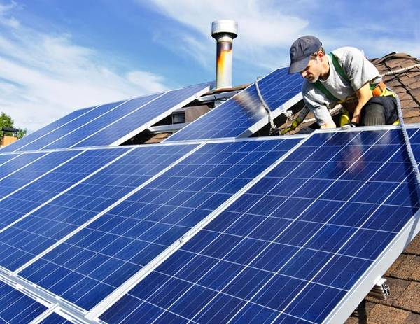 kit panneau solaire pas cher