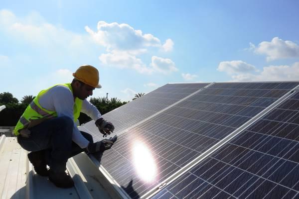 panneau solaire chargeur