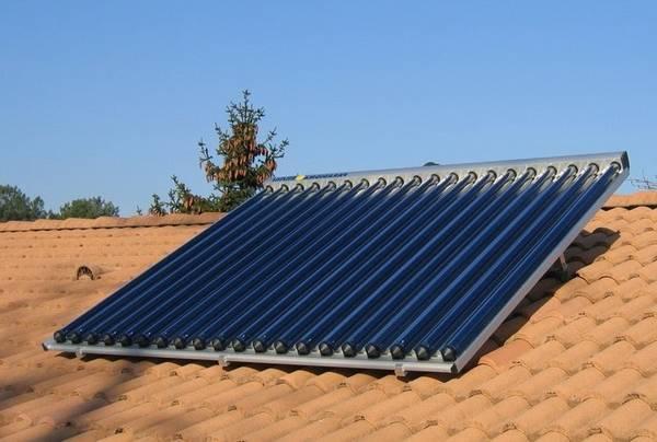 entretien panneau solaire thermique