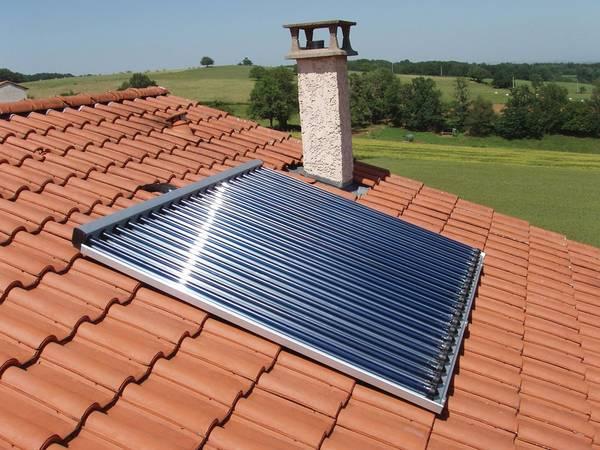 🕵️ Panneau chauffe eau solaire pour piscine pour panneau solaire thermique prix ✔️ Promo