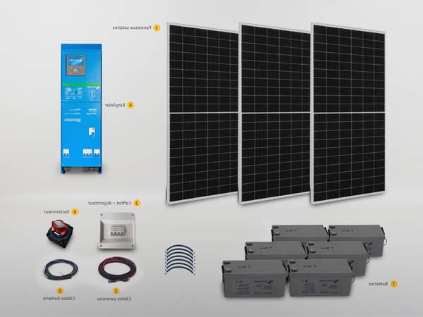 ᐈ Devis | Calcul prix panneau solaire : panneau solaire 12 volts pas cher ✔️ Comparateur