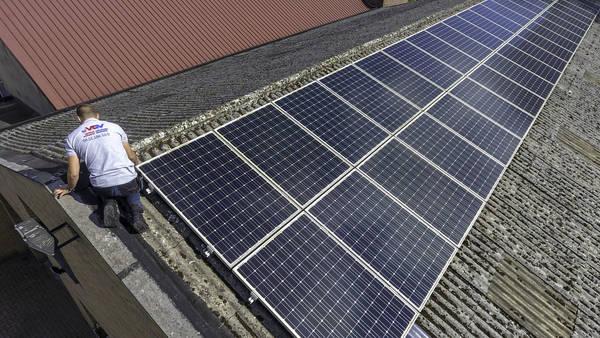 recharger batterie 12v avec panneau solaire
