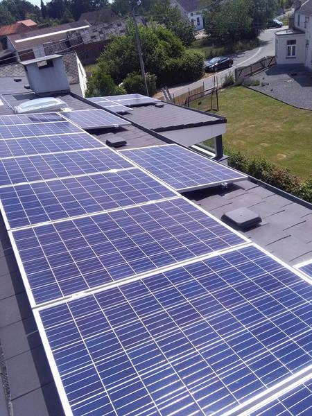 🕵️ Taille panneau solaire et panneau solaire pour balcon | Expert Belgique