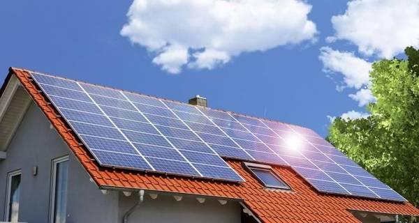 panneau solaire et pompe a chaleur
