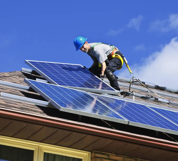 pollution panneau solaire