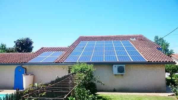 puissance panneau solaire thermique 1m2