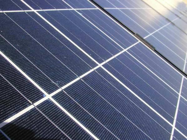 panneau solaire luminus