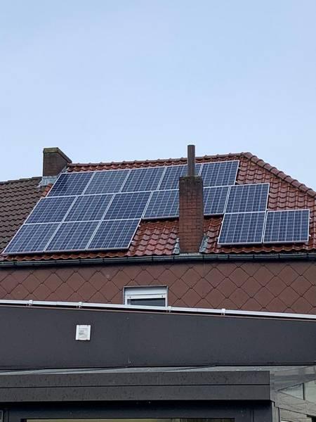 panneau solaire viessmann